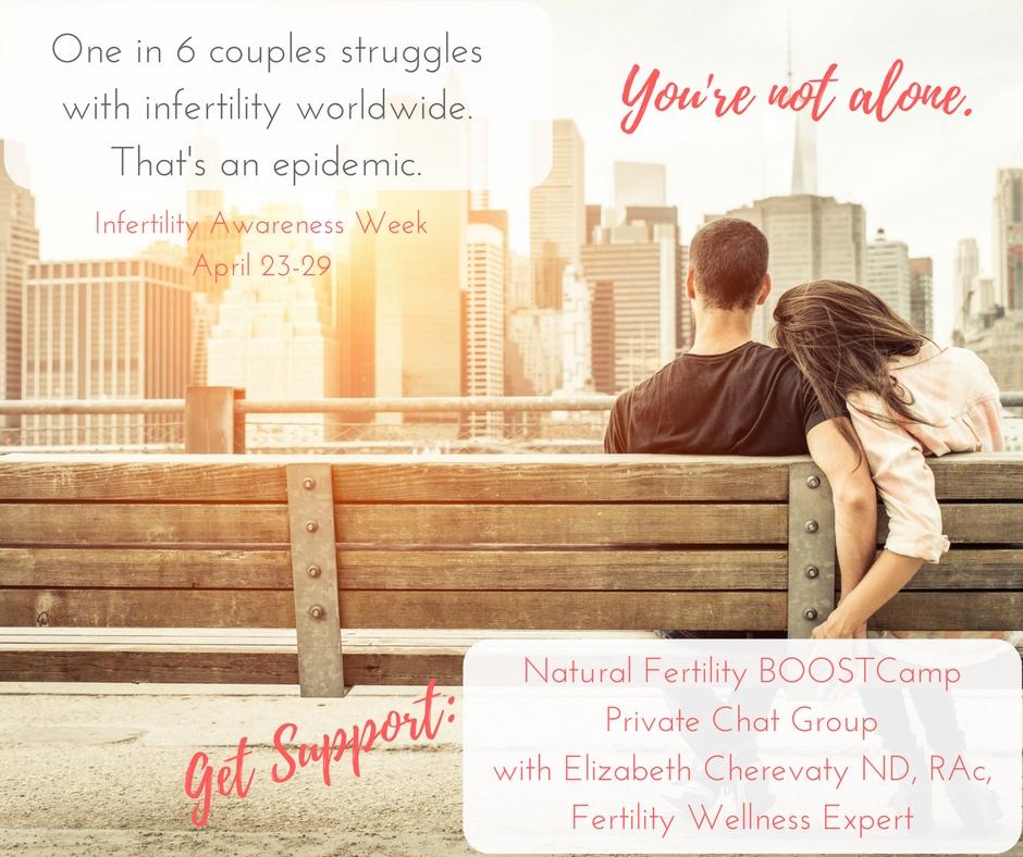 Infertility Awareness Week April 23-29