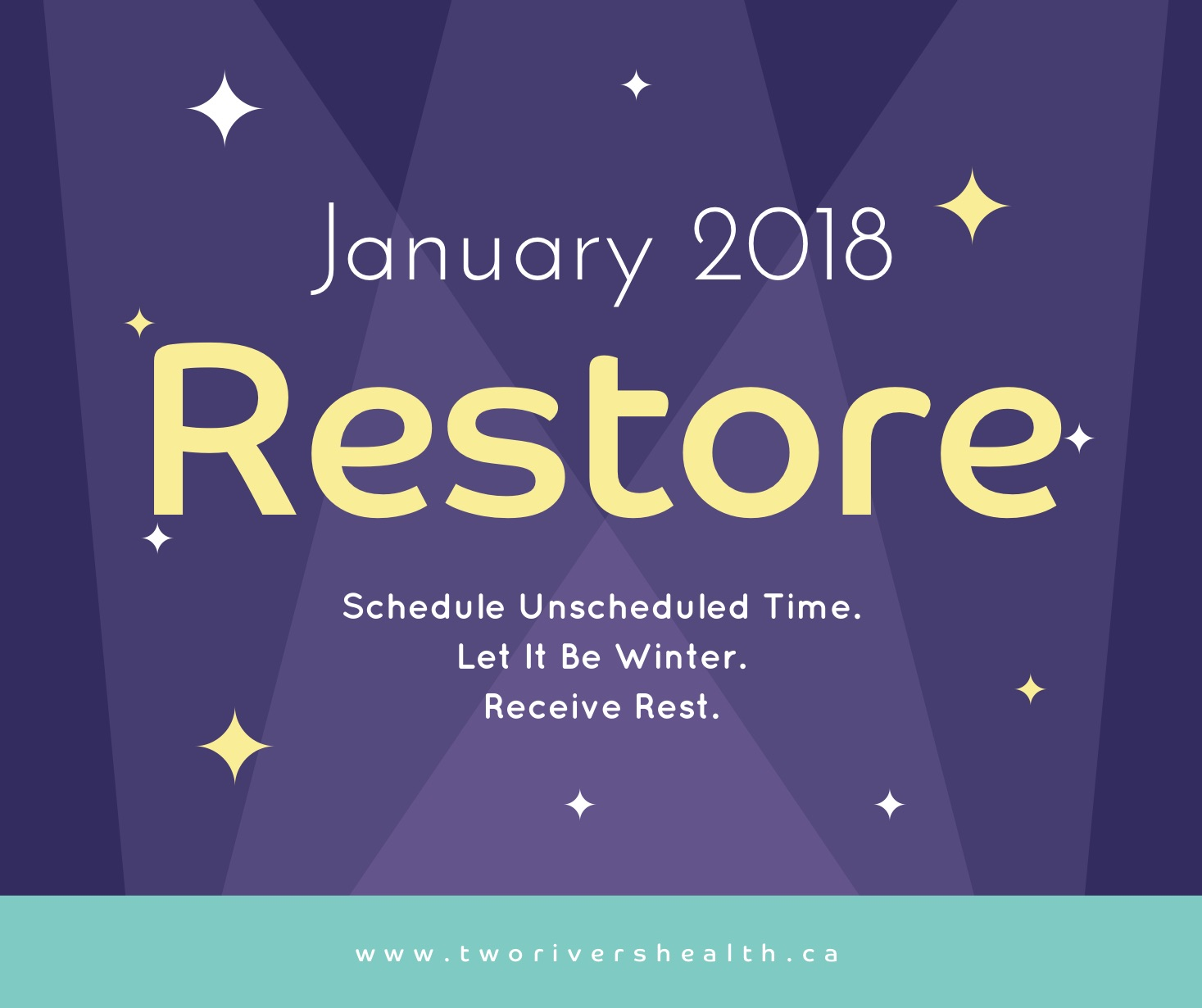 Restore Heath, Recover From Fatigue, Regain Energy at Two Rivers Health